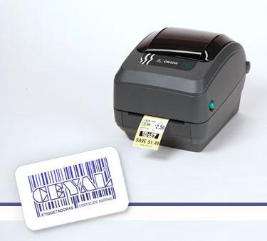 el precio de la etiquetadora zebra gk420t incluye instalacion de