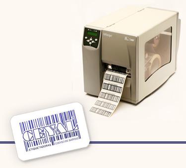 Etiquetadora Zebra S4M