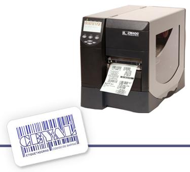 Impresora Industrial Zebra Zt410 Etiquetadora Manual